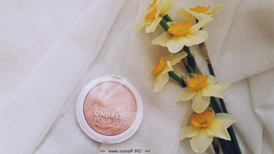 03 Makeup Academy MUA Pudră iluminatoare Undress Your Skin