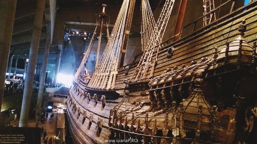 Muzeul Vasa - Vasamuseet - Vasa Museum