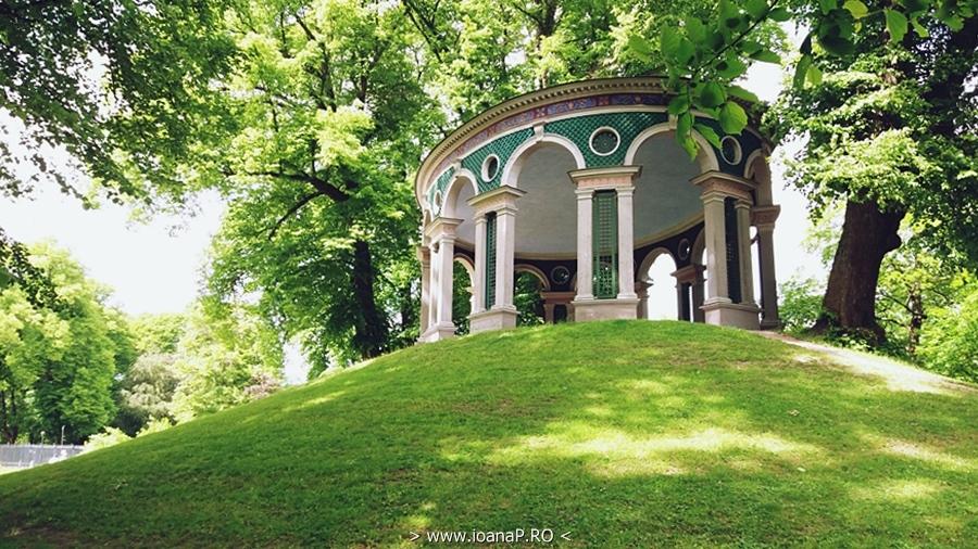 Haga Park Echo Temple