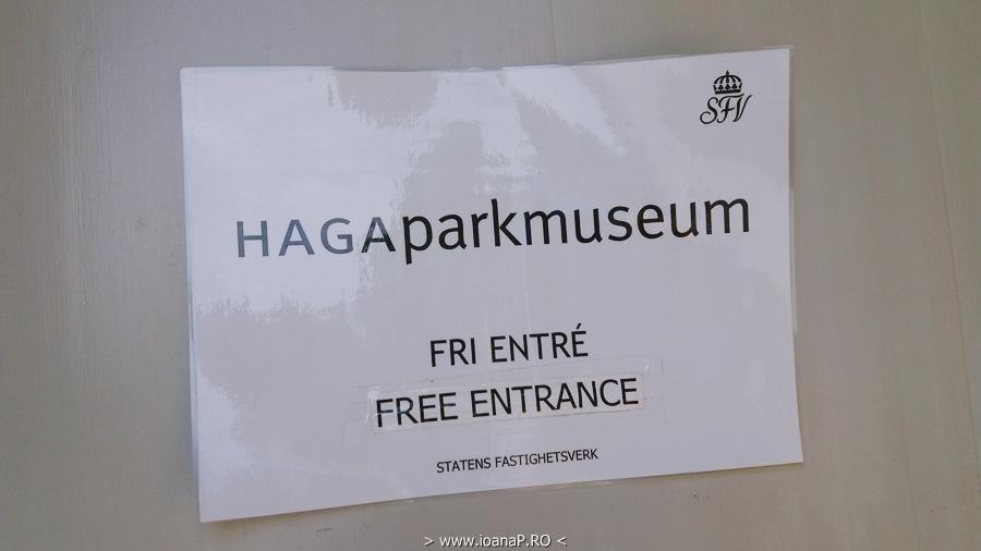 Haga Park Museum free