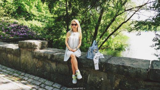 Ioana Radu Hagaparken Sverige