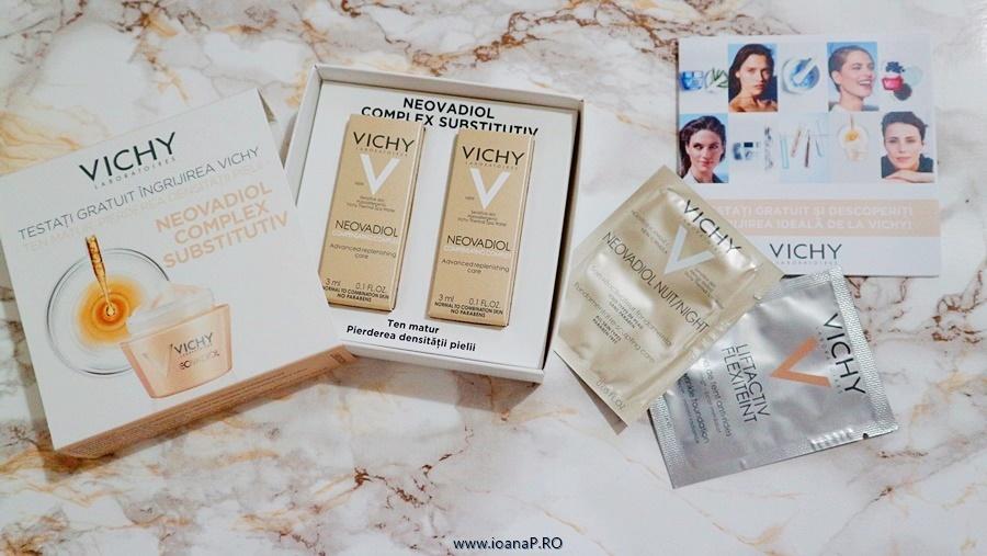 kit Vichy NEOVADIOL COMPLEX SUBSTITUTIV - pentru ten matur, pierderea densității pielii foto1