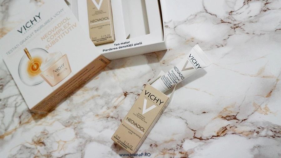 kit Vichy NEOVADIOL COMPLEX SUBSTITUTIV - pentru ten matur, pierderea densității pielii foto3