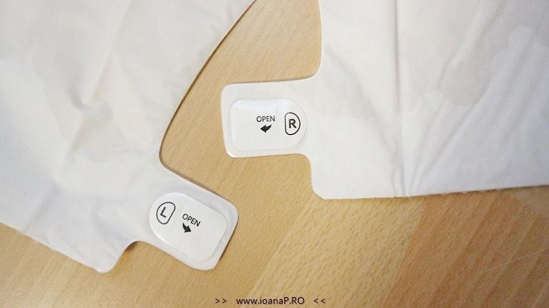 mască pentru picioare de la Sephora cu lavanda foto5