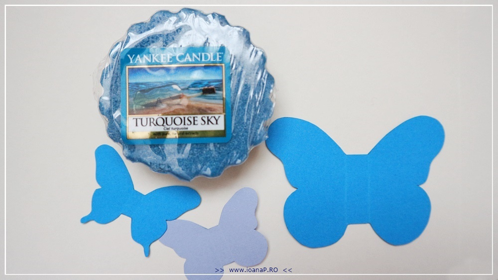 tarte Yankee Candle Turquoise Sky