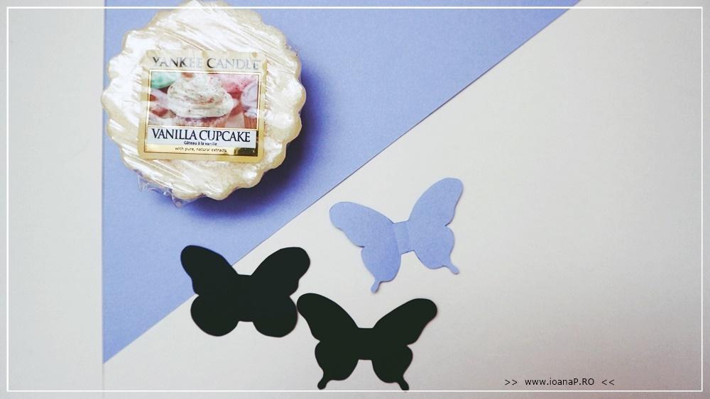 tarte Yankee Candle Vanilla Cupcake