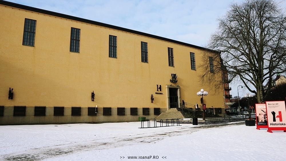 Muzeul de Istorie din Suedia Historiska Museet foto1