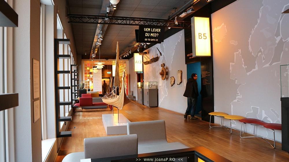Muzeul de Istorie din Suedia Swedish History Museum foto16