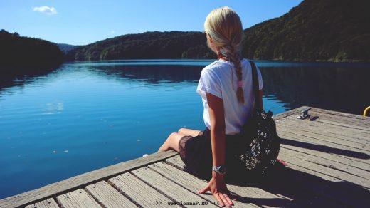 Ioana Radu @ Parcul National Lacurile Plitvice - Croatia
