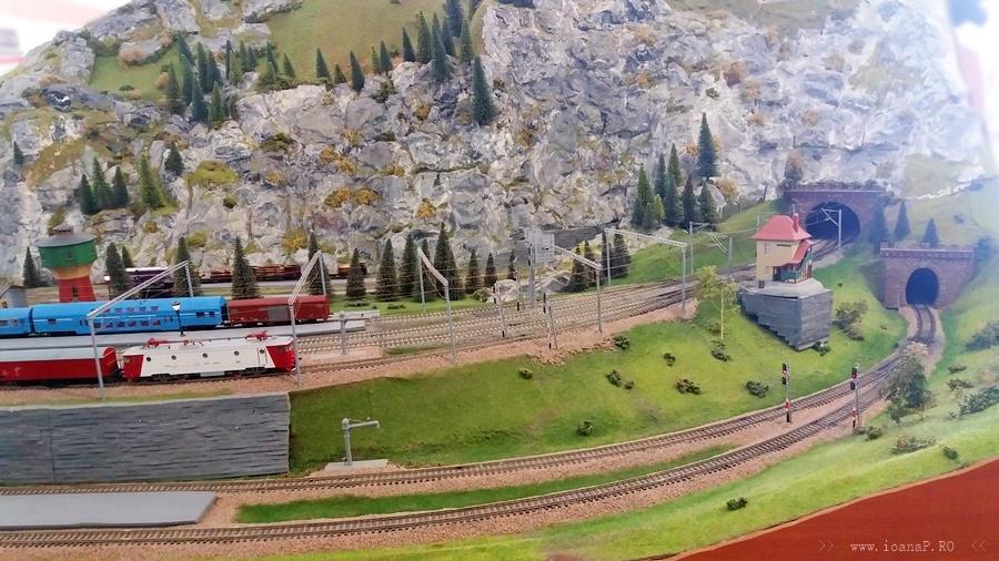 diorama Muzeul CFR din Bucuresti foto2