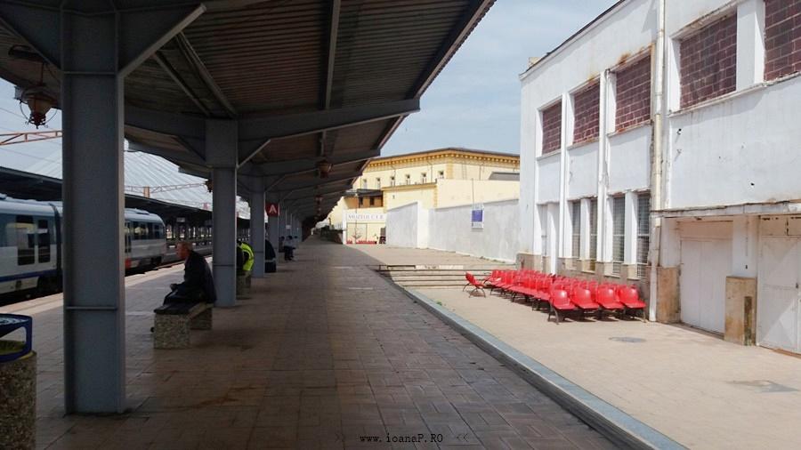intrare Muzeul CFR din Bucuresti