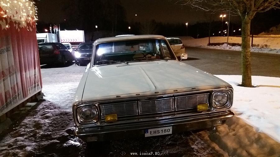 Dodge Dart 1966-1970 (front)