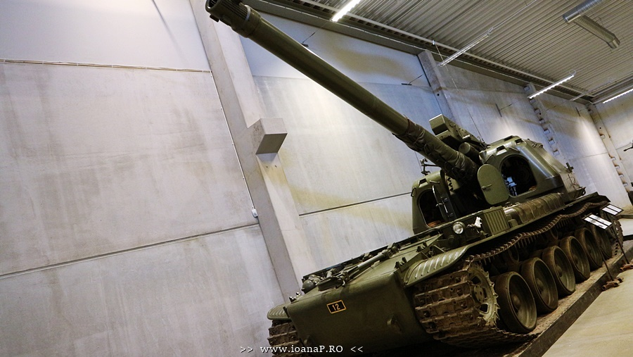 Arsenalen Swedish Tank Museum foto5