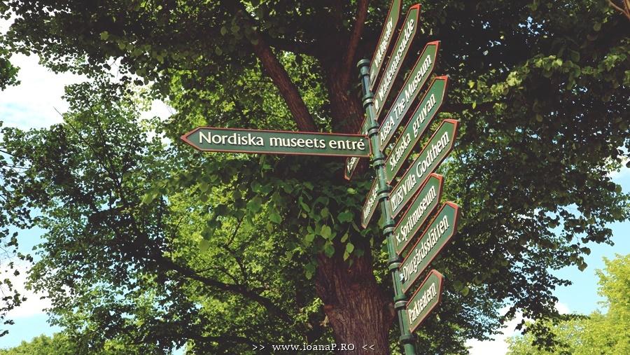Nordiska Museet din Stockholm Suedia foto03