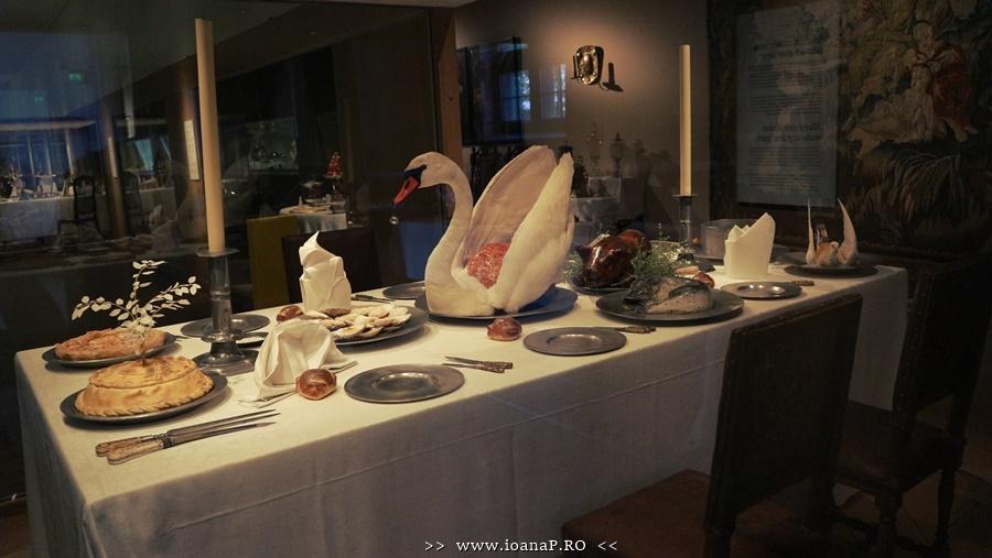 arta culinara la The Nordic Museum Stockholm