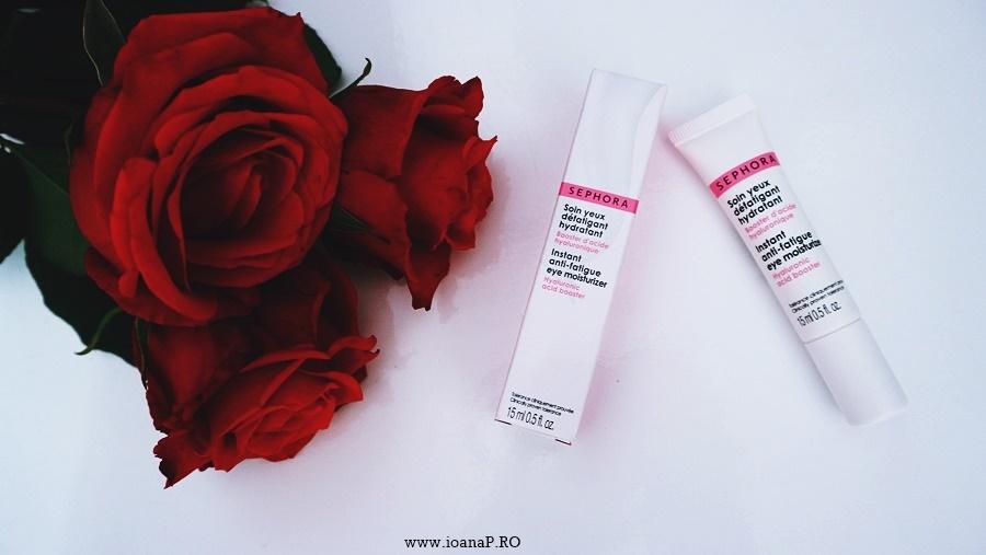 Sephora Tratament hidratant pentru ochi pe baza de acid hialuronic foto1 instant anti fatigue eye moisturizer Hyaluronic acid booster