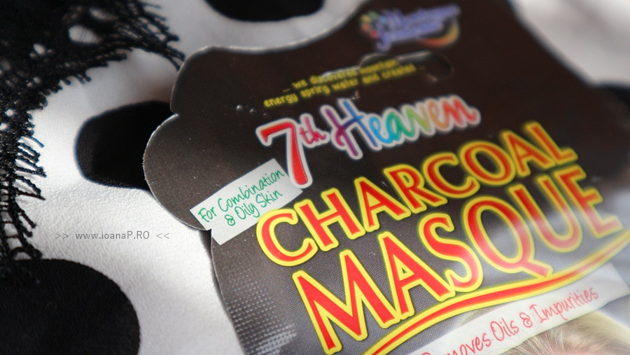 charcoal face mask from 7th Heaven review