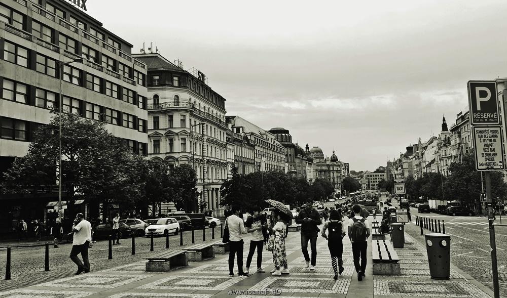 Praga zona centrala