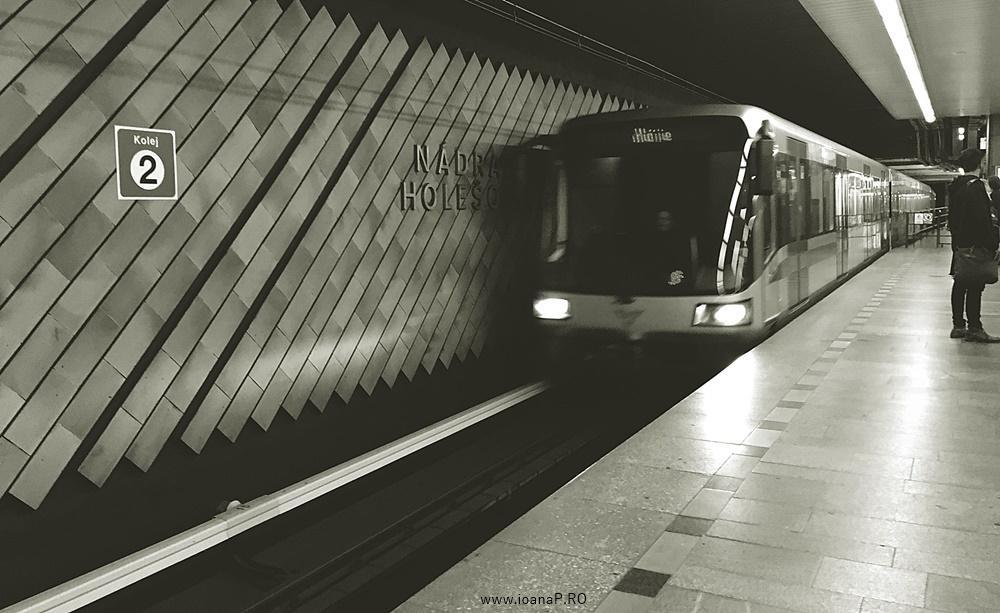 metrou Praga foto2