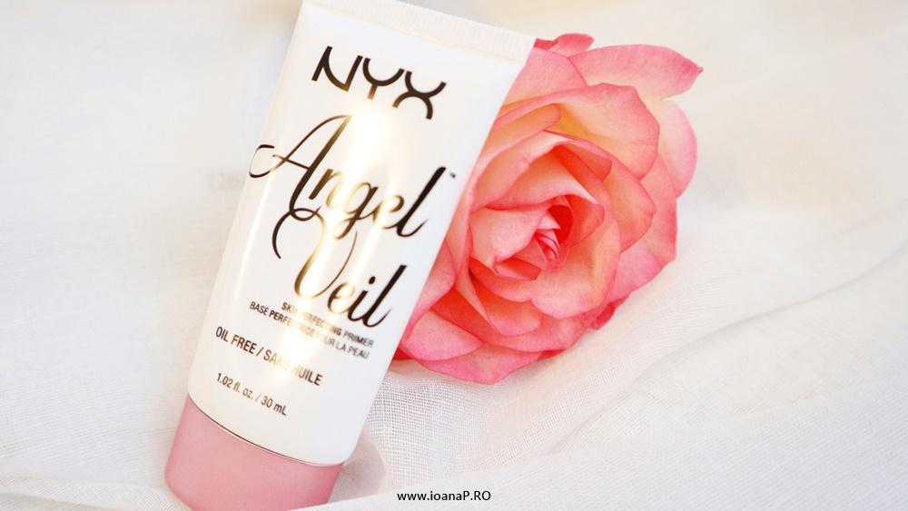 baza pentru machiaj NYX Angel Veil makeup primer