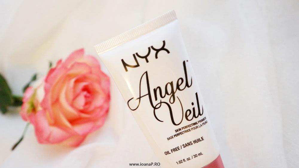 baza pentru machiaj NYX Angel Veil primer fara ulei