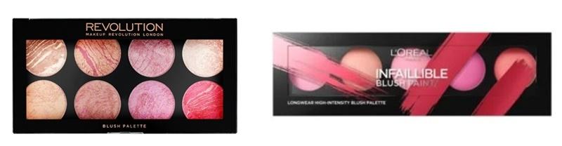 idei de cadouri makeup paleta blush