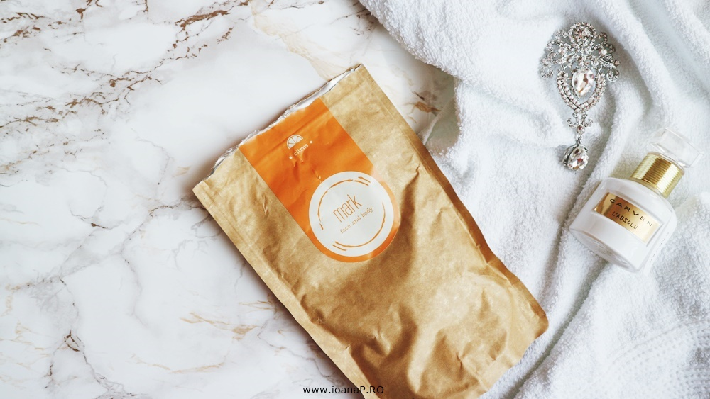 Mark Coffee Citrus Face & Body