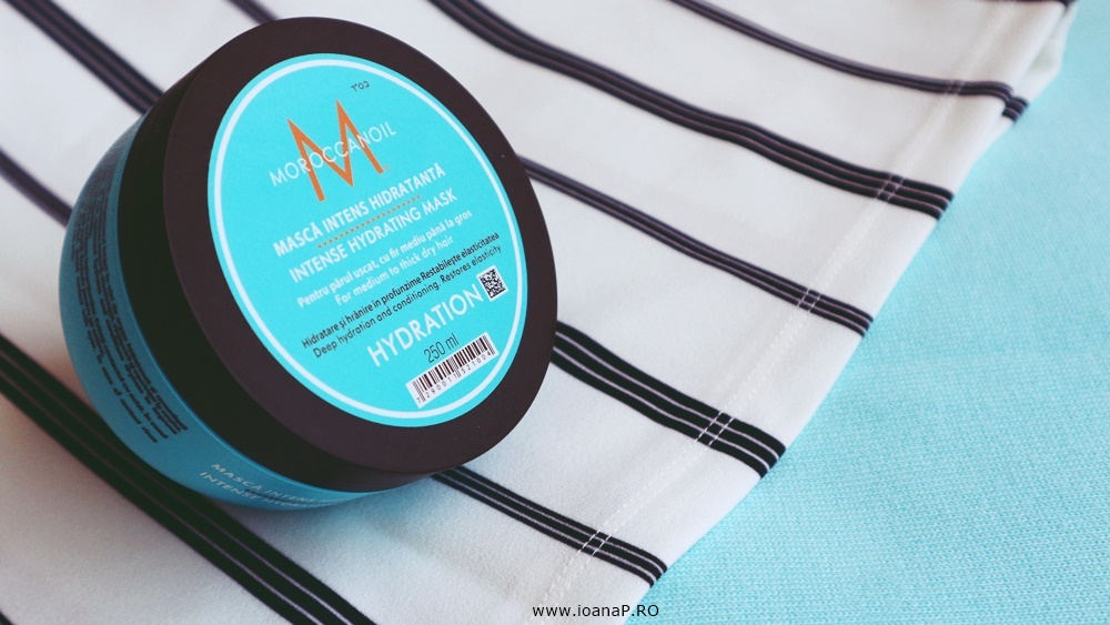 Masca de par Moroccanoil Intense Hydrating review