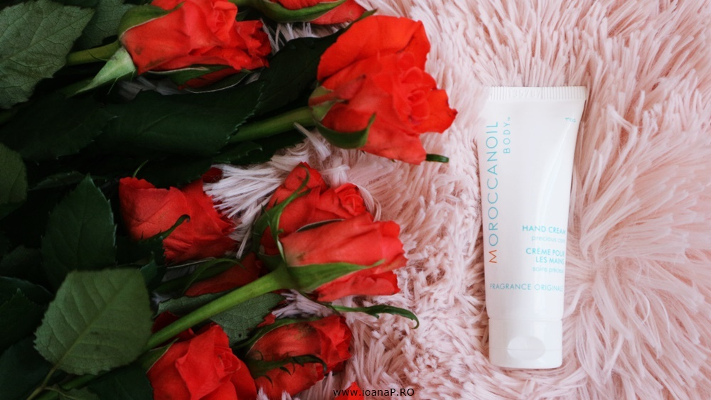 crema de maini Moroccanoil Fragrance Originale review