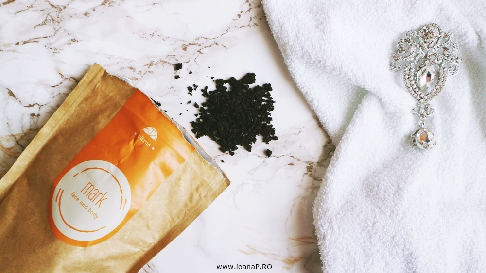 exfoliant Mark Coffee Citrus Face & Body