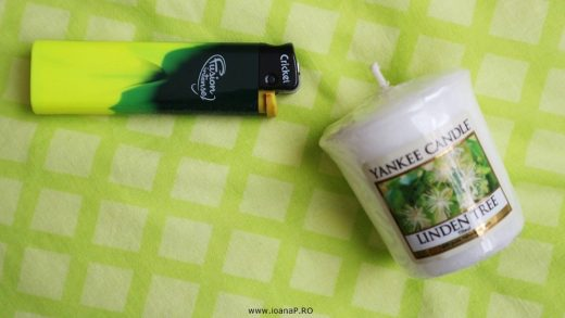 lumanare votiv Yankee Candle Linden Tree review