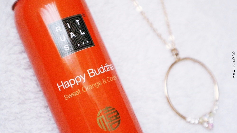 spuma de dus Happy Buddha by RITUALS review