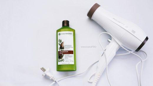 Samponul Yves Rocher Repair cu ulei de jojoba review