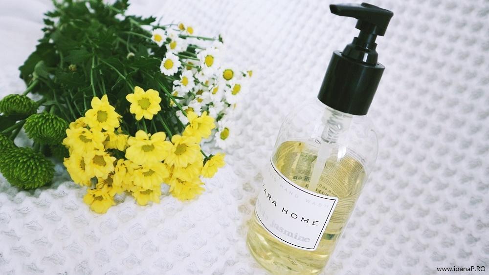 Sapun lichid Zara Home White Jasmine - liquid hand wash -