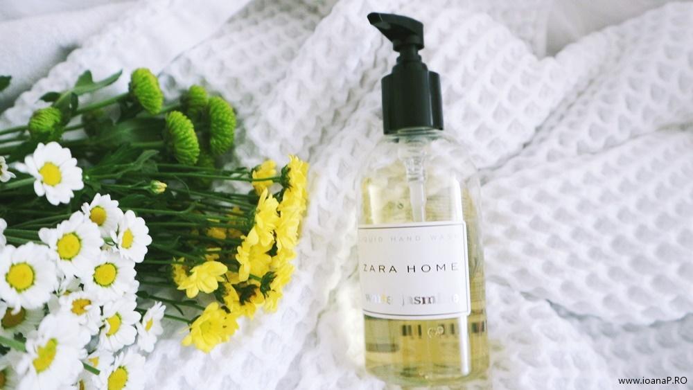 Sapun lichid Zara Home White Jasmine - liquid hand wash