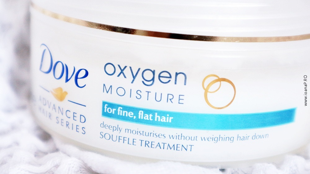 masca de par Dove Advanced Hair Series Oxygen Moisture review