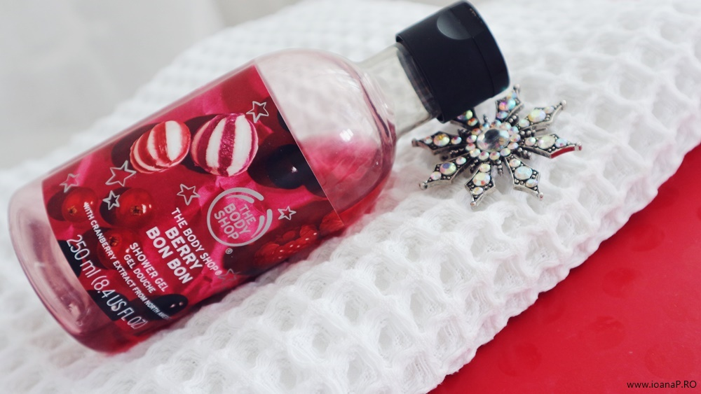 gel de dus Berry Bon Bon The Body Shop