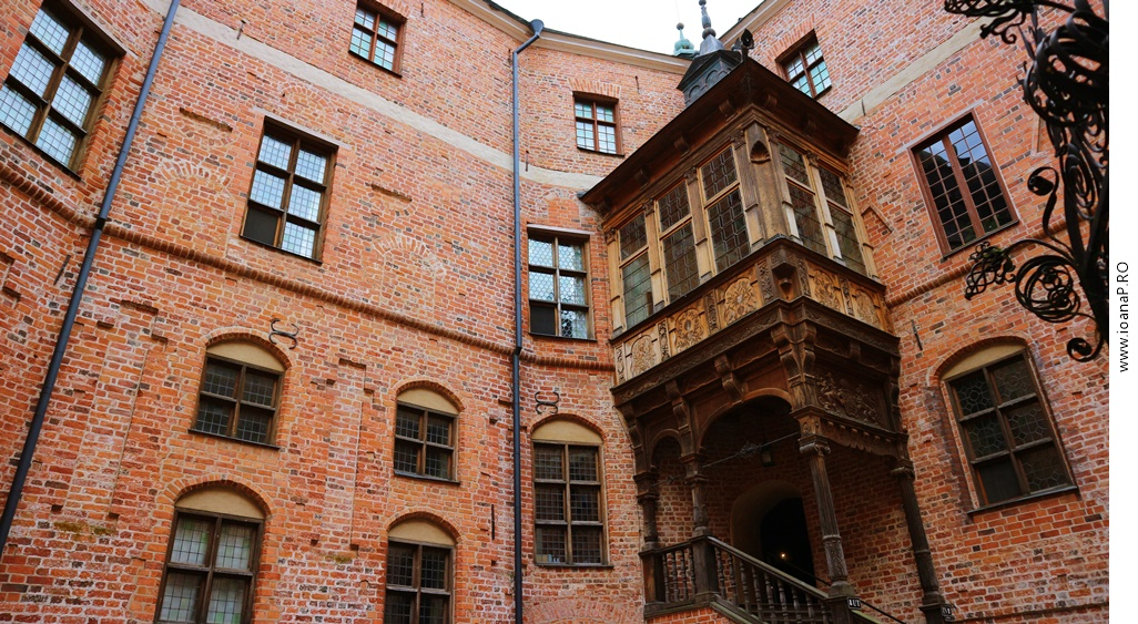 castelul Gripsholm din Mariefred Suedia foto3
