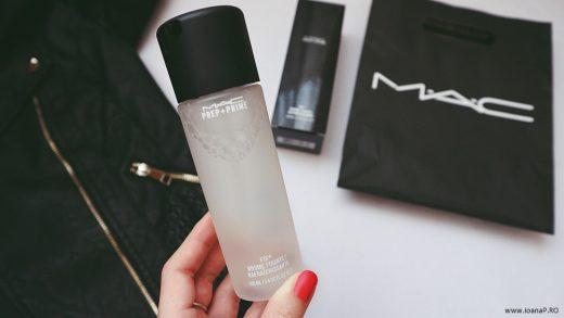 spray pentru fixarea machiajului MAC Prep + Prime Fix+ foto6