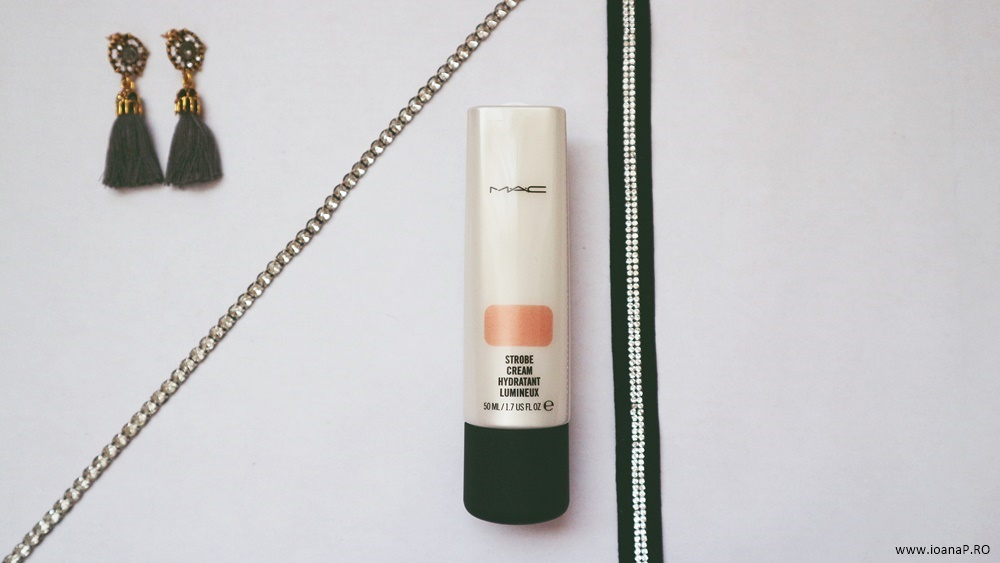 MAC Strobe Cream Peachlite review