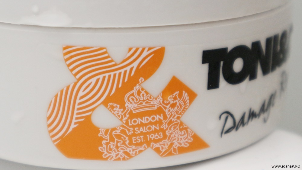 masca de par TONI&GUY Damage Repair 02
