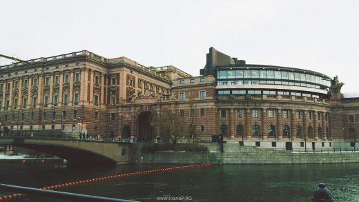 Parlamentul Suediei - Sveriges Riksdag