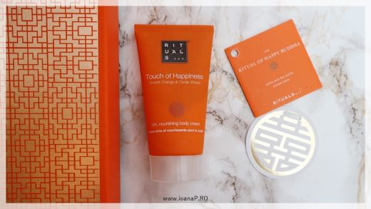 crema de corp Touch of Happiness by RITUALS